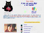 Il sito del gatto Sissi e del topino