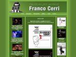 Franco Cerri official web site