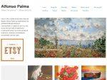 Monografia di un artista: ALFONSO PALMA