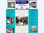 Villa Eoliana appartamenti