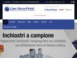 C.S.S. Teca Print-Milano: marcatura, codifica e decorazione: la