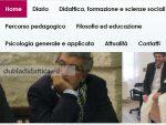 Didattica del prof. Fernando DUBLA